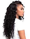 longs boucles noirs l synthetique perruques partie de dentelle chaudes fibre resistante a la chaleur superieure de la qualite des cheveux