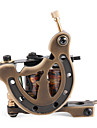 tatouage personnalise Solong machine a laiton pistolet de tatouage a la main 12 wrap bobines de cuivre pur pour revetement m205-1