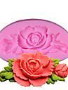 Moule de Cuisson Fleur Pour Gateau Pour pain Pour Cookie Pour Bonbons Bourgeonnant SilikonMariage Anniversaire La Saint Valentin Action