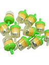 100pcs / lot moto atv filtre essence universel pour suzuki 70-200cc