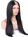 partie mediane laterale perruques cheveux brazilian upart perruque droite u partie perruques de cheveux humains 8a remy vierge non traitee
