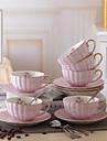 Verres & Tasses Pour Usage Quotidien Verres & Tasses : Nouveautes Tasses de The Bouteilles d\'Eau Mugs a Cafe The & Boissons 1 Ceramique,-