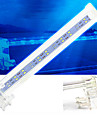 Akvarium LED-belysning Vit Med strömbrytare LED-lampa 220V