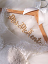 Satin Acril Lemn Aliaj de Aluminiu Decoratiuni nunta-1 buc / Set Primăvară Vară Toamnă Iarnă Personalizat
