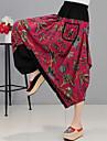 semneze pantaloni lenjerie naționale pantaloni de vânt pantaloni harem mari curți de sex feminin de primăvară și de vară pantaloni din