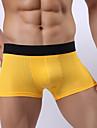 Masculin Sexy Ridicare Sporturi Solid Boxeri(Nailon Modal)