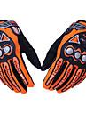 pro-motards mcs-23 securite complete doigt gants securite protection protection velo velo course de moto-vent resistant a l\'usure - une