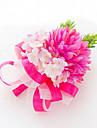 Flori de Nuntă Formă liberă Bujori Butoniere Nuntă Petrecere / Seară Satin