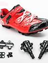 BOODUN/SIDEBIKE® Baskets Chaussures de Velo de Montagne Chaussures de Cyclisme avec Pedale & Fixation Unisexe CoussinVelo tout terrain /