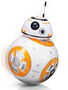 un nouveau type de 2,4g-bb-8 robot de petite boule intelligente robot de commande a distance pour les enfants