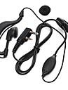365 walkie talkie microfon emițător-receptor căști talkie îndemână cască universal pentru Baofeng 365 Wanhua tyt HYT