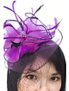 Women\'s Crystal / Alloy / Acrylic Headpiece-Wedding / Special Occasion / Casual Flowers 1 Piece