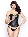 piele cu plastic dezosare corset shapewear lenjerie sexy formator
