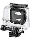 Accessoires pour GoPro,Etui de protection Coque Etanche Etanches, Pour-Camera d\'action,Gopro Hero 3 3pcs In 1 ABS Plastique