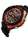 Ceas Smart Rezistent la Apă Standby Lung Multifuncțional Cronometru Ceas cu alarmă Cronograf Calendar IR Nr Slot Sim Card