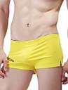 Sexy Ridicare Imprimeu Solid Boxeri(Bumbac)