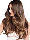 slingat hår Indiskt hår Stora vågor 12 månader 1 st. hår väver