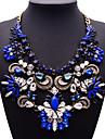 Pentru femei Coliere Bijuterii Bijuterii Piatră Preţioasă Aliaj La modă Euramerican Auriu Albastru Deschis Verde Deschis Bijuterii Pentru