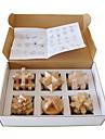 Rubik\'s Cube Cube de Vitesse  Soulage le Stress Blocs de Construction Jouet Educatif Bois