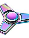 Toupies Fidget Spinner a main Jouets Tri-Spinner Metal EDCSoulagement de stress et l\'anxiete Jouets de bureau Soulage ADD, TDAH, Anxiete,
