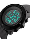 Smart Watch Etanche Longue Veille Multifonction Chronometre Fonction reveille Chronographe Calendrier Other Pas de slot carte SIM