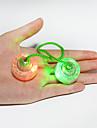Eclairage LED Soulage le Stress Circulaire Plastique Le gel de silice