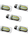 5W Becuri LED Corn T 80 SMD 5730 1000 lm Alb Cald Alb V 5 bc