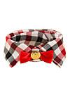 Cravată/Papion Îmbrăcăminte Câini Modă Casul/Zilnic Englezesc Rosu Albastru