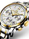 Bărbați Men's Ceas Sport Ceas Militar Ceas Elegant Ceas La Modă Ceas de Mână Ceas Brățară Ceas Casual Japoneză QuartzCalendar Rezistent
