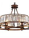 Lampe suspendue ,  Traditionnel/Classique Retro Rustique Retro Peintures Fonctionnalite MetalSalle de sejour Chambre a coucher Salle a