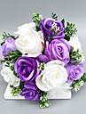 """Flori de Nuntă Buchete Nuntă Tul 9.84""""(Approx.25cm)"""