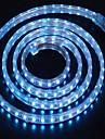 2m 220v higt lumineux led strip eclairage flexible 5050 120smd trois cristal lumieres barre de lumiere impermeable a l\'eau de jardin avec