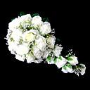 Cvijeće za vjenčanje Kaskada Ljiljani Buketi Vjenčanje / Party / Večernji Saten Narančasta / Obala / žuta