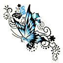 5 kom leptir vodootporni privremeni tattoo (6m * 6 cm)