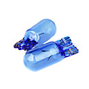 t10 4000K 5w bílé žárovky halogenové signalizační (dc 12v/pair)
