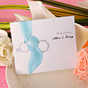 "Personalization Stan kartica Vjenčanje Pozivnice Thank You Cards-50 Piece / Set Classic Style / Moderna Pearl papira6 ½ ""x 4 ½"" (16,6 *"