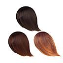 čelenka typ syntetické nežádoucí vlasy bang 3 barvy