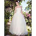 ETTA - Kleid für die Braut aus Organza und Satin