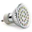 GU10 3528 SMD 30 LED白70-90LM電球(230V、1-2W)