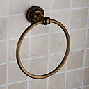 starinski mesing djelo zid ručnik prsten