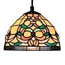 25w tiffany stijl glazen hanglamp