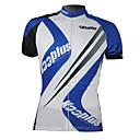 KOOPLUS® Biciklistička majica Muškarci Kratki rukav Bicikl Prozračnost / Quick dry / Prednji Zipper Biciklistička majica / Majice