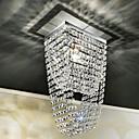 60W bujna flush svjetlo s kristalno perle