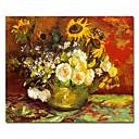"""met de hand geschilderd beroemde olieverfschilderij met gestrekte frame 20 """"x 24"""" van Van Gogh"""