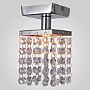 Max 25W Flush Mount ,  Modern/Comtemporary Chrome svojstvo for Crystal / Mini Style Metal Living Room / Bedroom / Ulazak