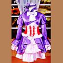 Inspirirana Shugo Chara Utau Hoshina Anime Cosplay Kostimi Cosplay Suits Kolaž Ljubičasta Top