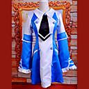 Inspirirana Pandora Hearts Jeka Anime Cosplay nošnje Cosplay Suits / Dresses Kolaž Plava Bez rukava Haljina