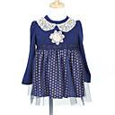 A-Linie Plesové šaty Princess Krátký / Mini Šaty pro květinovou družičku - Tyl Vlněná látka Klenot s Krajka Perličky