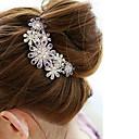 Ženska dijamant cvijet kose Stick (10 * 8.5cm)