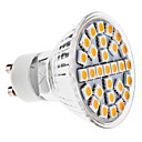 3W GU10 LED reflektori MR16 29 SMD 5050 170 lm Toplo bijelo AC 100-240 V